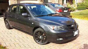 2007 Grey Mazda3 Hatchback $5500 or best offer