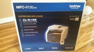 Brother MFC-9130CW all-in-one printer/scanner/copier/fax Wi-Fi