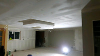 Drywall from install to finish . Cash deals