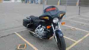 1100 Goldwing Classic with Batwing