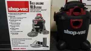 Shop Vac - new in box.