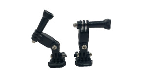 Caption 3-way pivot mount for Gopro & action camera