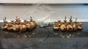 Solid Brass Knobs