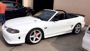 Ford Mustang Saleen GT Convertible 5.0L Swapped