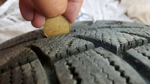 Selling of Winter Tire with Steel rim