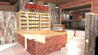 OPPORTUNITY - LOOKING FOR BAKERY AND EVENT HALL OWNER/OPERATOR