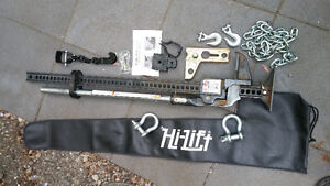 HI-LIFT EXTREME JACK AND RECOVERY KIT
