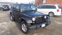 2008 Jeep Wrangler Rubicon - Certified - We pay taxes!