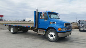 07 STERLING FLATBED / FLAT DECK **NO TAX  /FRESH SAFETY***