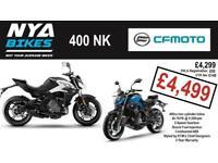 CF Moto 400 NK - 400cc Naked Bike
