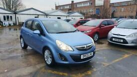 image for 2013 Vauxhall Corsa 1.4 i 16v SE 5dr (a/c) Hatchback Petrol Automatic