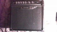 Line 6 spider III 15 watt for parts or repair