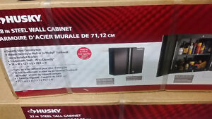 """28"""" Husky Steel Wall Cabinet"""