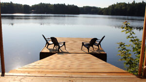 Cottage on Mazinaw Lake ( Bon Echo) 1 week left!!!