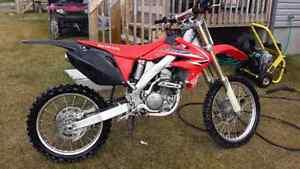 2009 crf250r mint