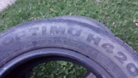 Hankook optima H420 tires 185/60R14