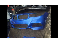 BMW f34 3 series gt m sport front bumper can post other BMW m sport available