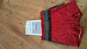Brand new boy's Calvin Klein boxer briefs