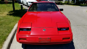 Classic 1986 Nissan 300ZX Turbo. Priced for quick sale!!!