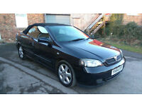 2004 VAUXHALL ASTRA 1.6 CONVERTIBLE **FULL SERVICE HISTORY, ONLY 67,000 MILES**