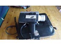 Vintage camcorder
