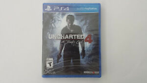 Uncharted 4: A Thief's End sur PS4 - ***Neuf***
