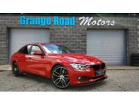 2012 12 BMW 3 SERIES 2.0 320D SPORT 4D 184 BHP M-PERFORMANCE KIT DIESEL