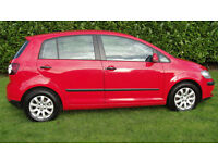 Volkswagen Golf Plus 1.9TDI PD ( 105PS ) 2006MY SE- PRICED NOW LOWERED .NICE CAR