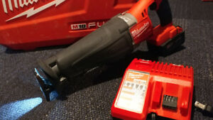 Milwaukee M18 Fuel 2720-20 Cordless Sawzall (tool only)