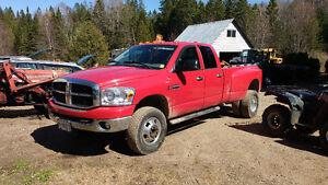 2007 Dodge Power Ram 3500 Pickup Truck