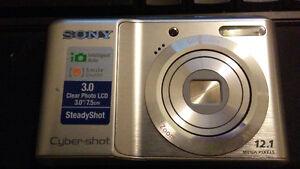 Sony Cyber shot 12.1 mega pixels 30 $