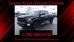 2014 Ram 3500 Laramie Diesel Blackout Edition 4x4 Truck