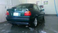 1999 BMW 3-Series 318ti Hatchback 5 Speed