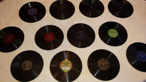 Antique Records – Jewish Comedians and 1920 Foxtrot Dance Music