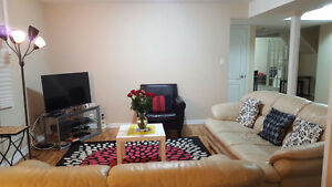 SPACIOUS 2 BEDROOM BASEMENT (STEELES AVE AND FINANCIAL DR)