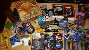 Huge Box Lot Star Trek, Golf Items and More Vintage Items London Ontario image 3
