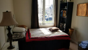 Comfortable Bedroom etc. Available $505.00 . (Females) South end