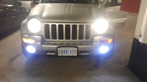 2004 Jeep Liberty Ltd