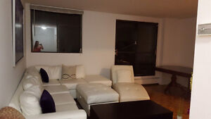 Beautiful bright 4 1/2 apartment, looking for a Female Roommate
