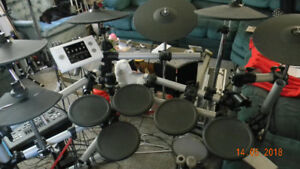 WANTED Electronic Brain For Yamaha Drums & Drum Heads & Parts