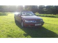 Saab 9-3 2.0i 1998 SE Spares or repair PX Swap