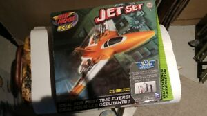 AIR HOGS Jet Set R/C  air plane- new still in box unopened