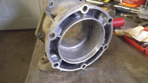 GM truck transfer case adapter