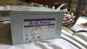 POWER SUPPLY ORDINATEUR 500W PAS CHER