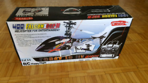 Falcon CCP M 400 - RC Helicopter