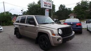 Jeep Patriot 4WD Sport AUTO. A/C MAGS 2009
