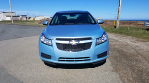 2011 CHEVY CRUZE LT / BRAND NEW MVI / REAL LITTLE GAS SAVER
