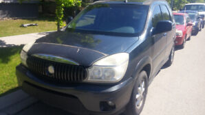 2004 Buick Rendezvous CX 4WD,clean inside and outside.