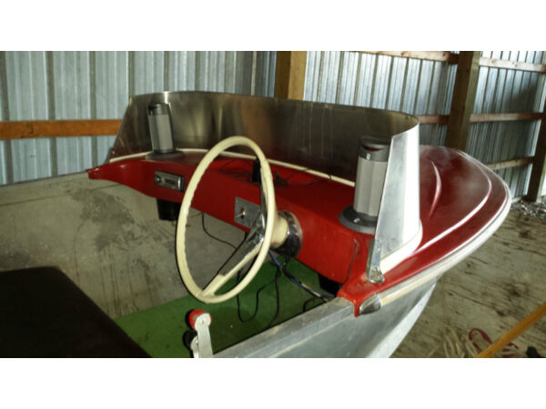 1970 Other 12' Aluminum boat with outboard