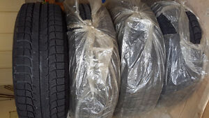 Winter tires & rims- Michelin xi2 on rims and TPM, GMC, CHEVY Kitchener / Waterloo Kitchener Area image 3